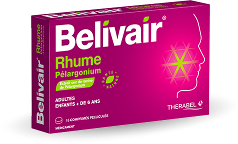Photo Belivair Rhume